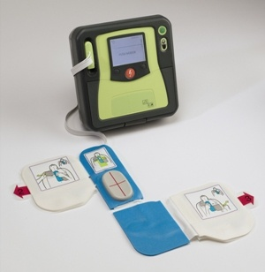 Abb. 4: AED PRO Firma Zoll